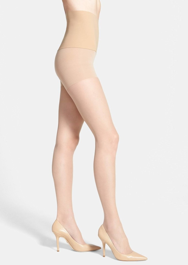 Commando The Keeper Sheer Shaping Run Resistant Control Top Panty Hose HCK10T01