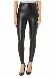 Commando Faux Leather Moto Leggings SLG13