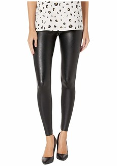 Commando Faux Leather Zip Leggings SLG14