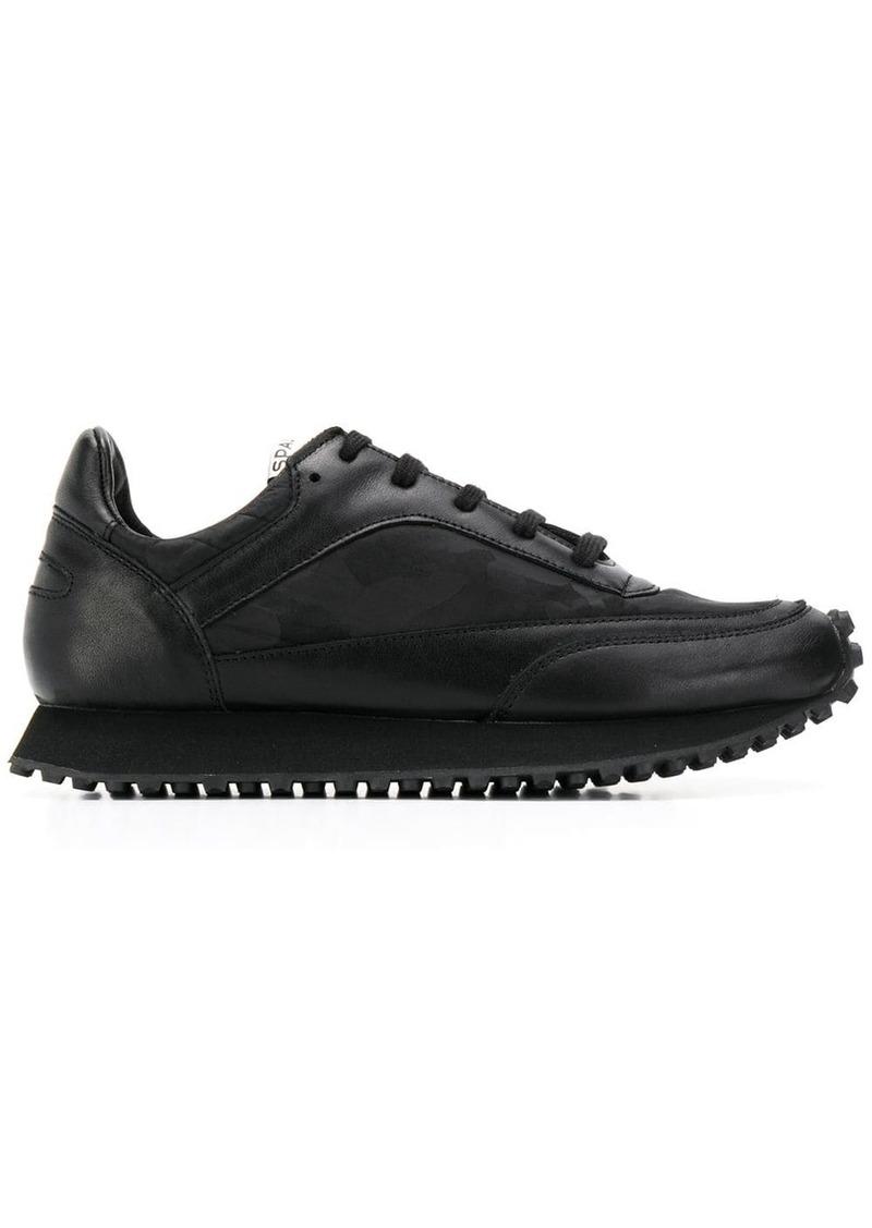 Comme des Garçons army sneakers