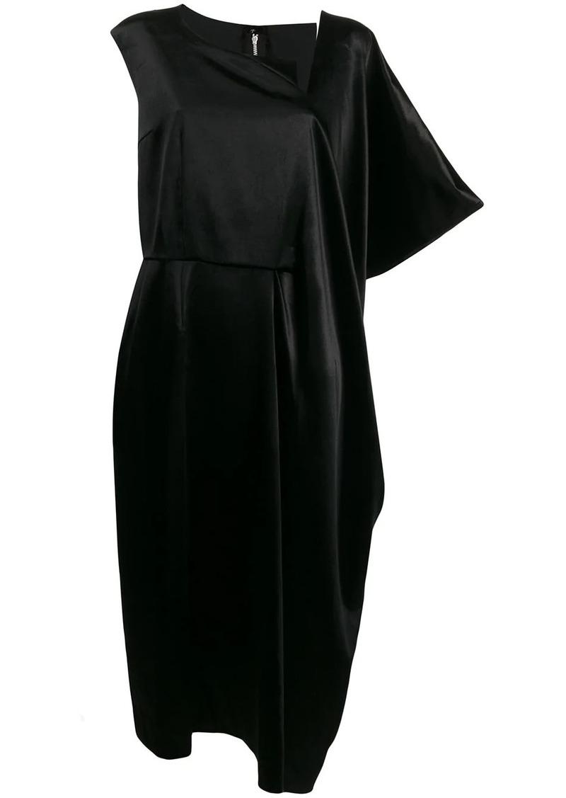 Comme des Garçons asymmetric sleeve dress