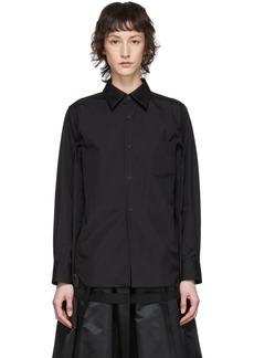 Comme des Garçons Black Broad 4 Sleeve Shirt