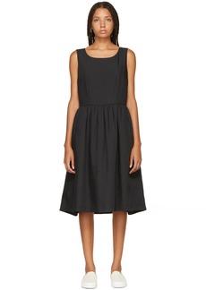 Comme des Garçons Black Padded Dress