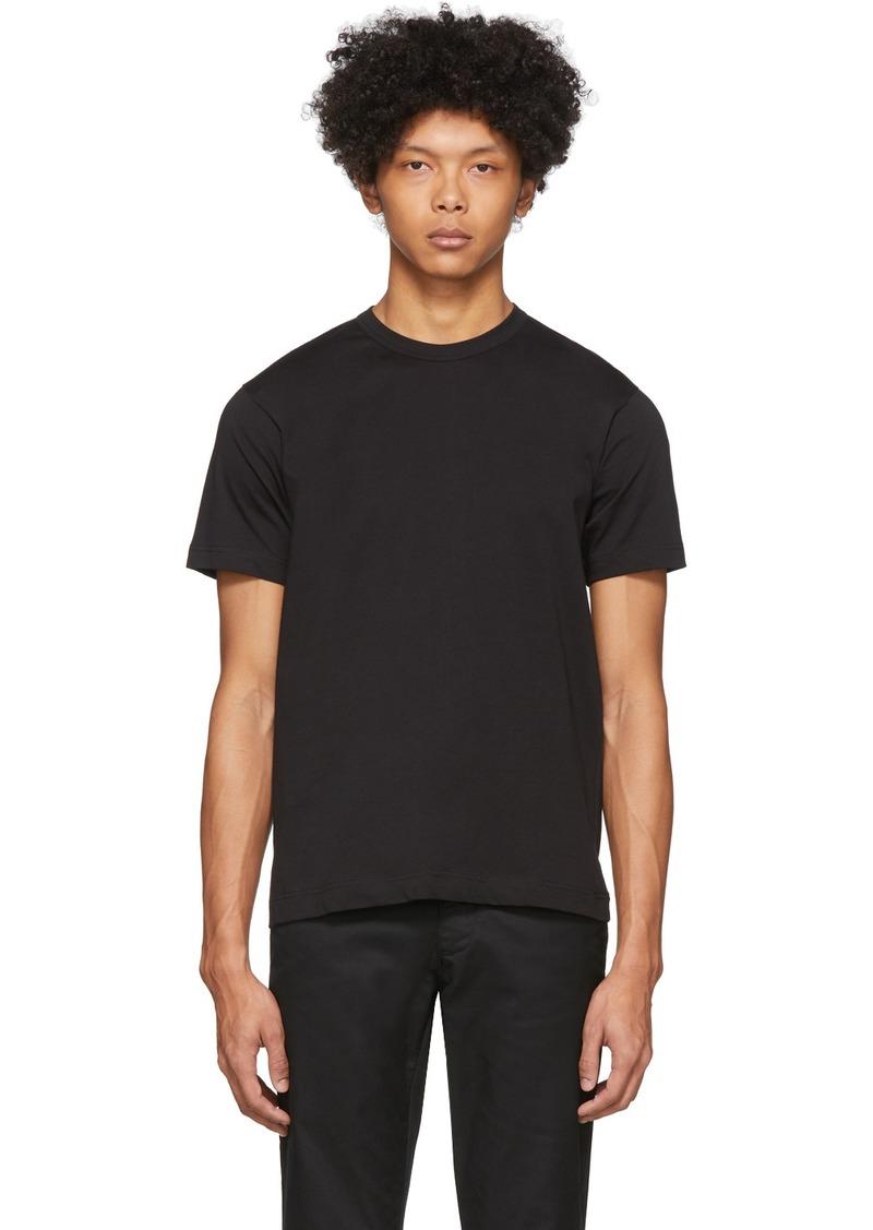 Comme des Garçons Black Plain T-Shirt