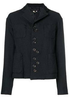 Comme des Garçons button detail jacket