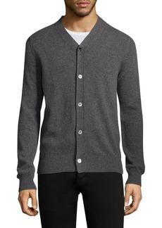 Comme des Garçons Buttoned Wool Cardigan