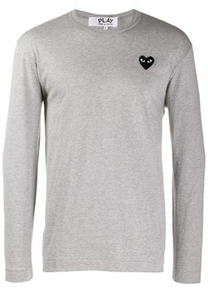 Comme des Garçons chest logo sweater