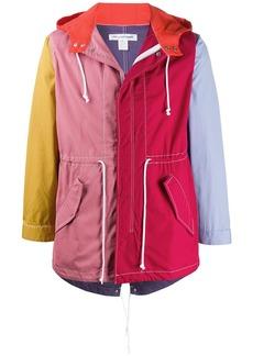 Comme des Garçons colour-block jacket