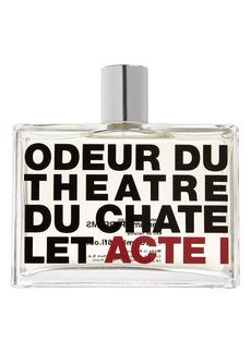 Comme des Garçons Comme Des Garcons Odeur Du Theatre Du Chatelet Acte 1 Eau De Toilette
