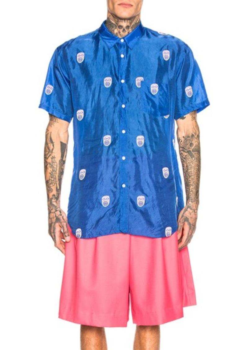 Comme des Garçons Comme Des Garcons SHIRT Embroidered Shirt