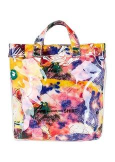 Comme des Garçons Comme Des Garcons SHIRT Futura Print Tote Bag