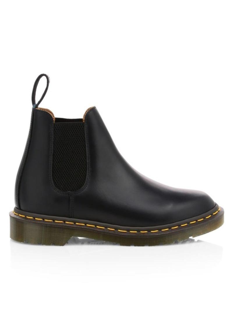 Comme des Garçons COMME des GARCONS x Dr. Martens Leather Chelsea Boots