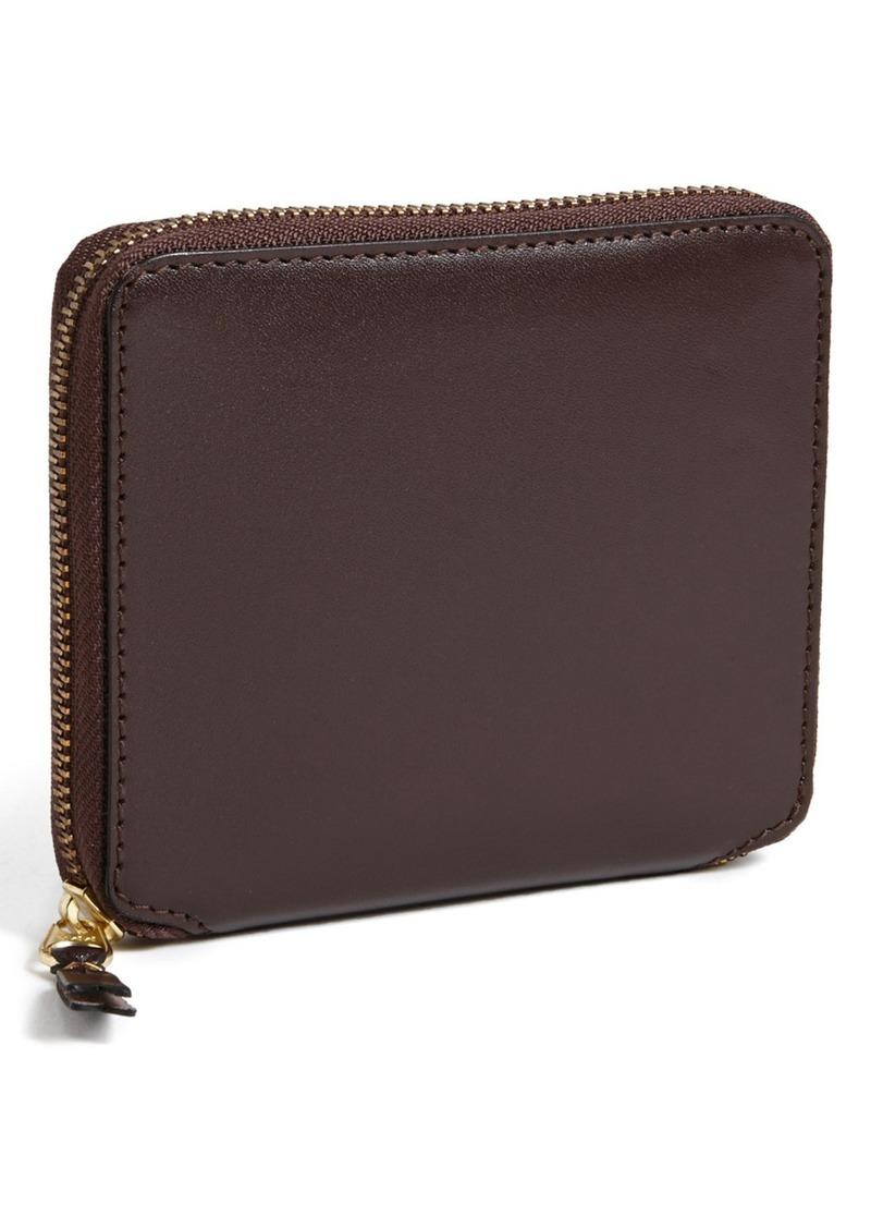 Comme des Garçons 'Classic' French Wallet