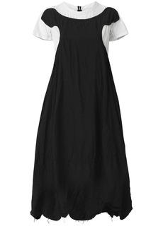 Comme Des Garçons Comme Des Garçons balloon dress - Black