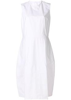 Comme Des Garçons Comme Des Garçons loose fit dress - White
