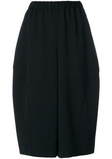 Comme Des Garçons Comme Des Garçons oversized shorts - Black