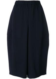 Comme Des Garçons Comme Des Garçons oversized shorts - Blue