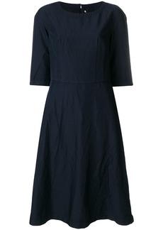 Comme Des Garçons Comme Des Garçons short sleeve dress - Blue