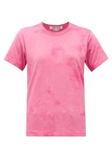 Comme des Garçons Comme des Garçons Tie-dye cotton T-shirt