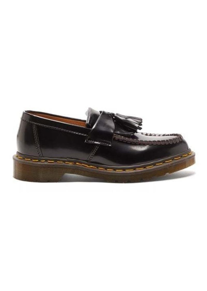 Comme des Garçons Comme des Garçons X Dr Martens Adrian tasselled leather loafers