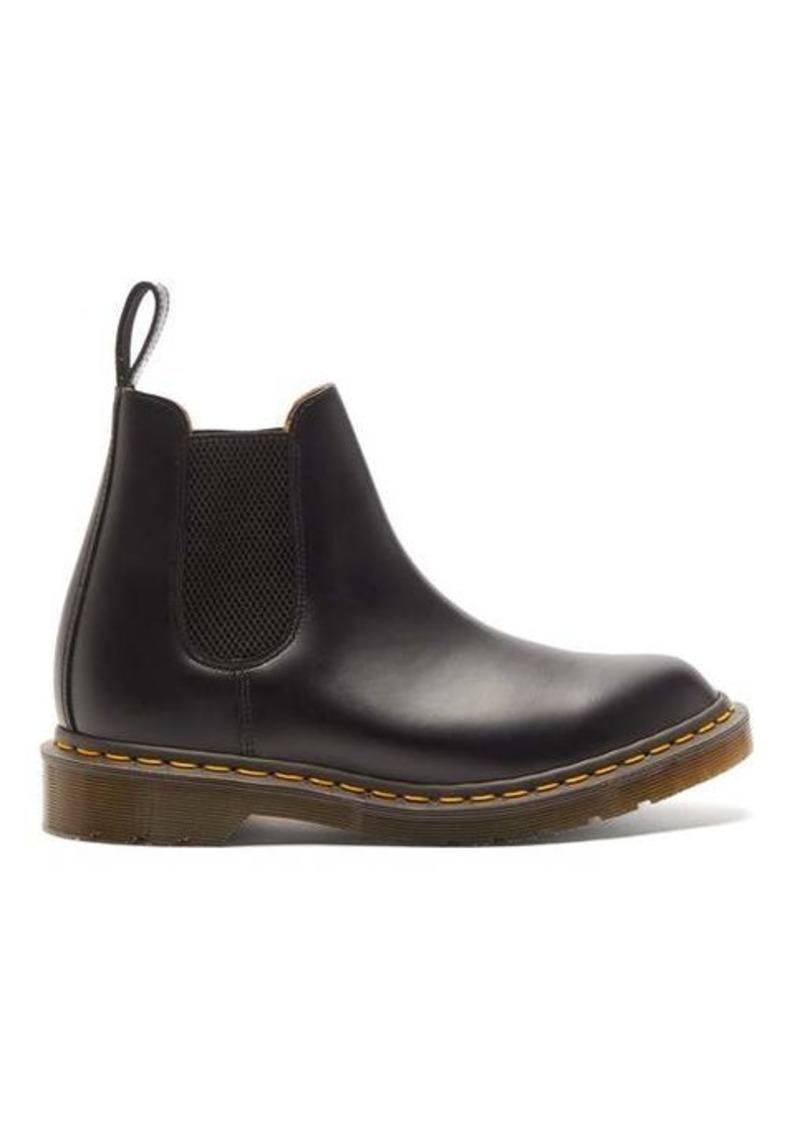 Comme des Garçons Comme des Garçons X Dr. Martens Graeme leather Chelsea boots