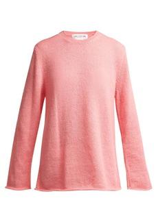 Comme Des Garçons Girl Textured knit sweater