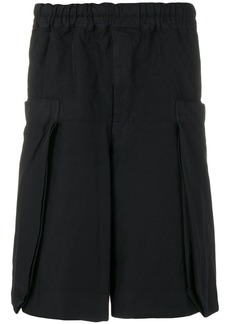 Comme Des Garçons Homme Plus oversize pocket shorts - Black