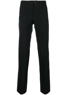 Comme Des Garçons Homme Plus straight-leg tailored trousers - Black