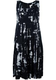Comme Des Garçons multiprint dress - Black