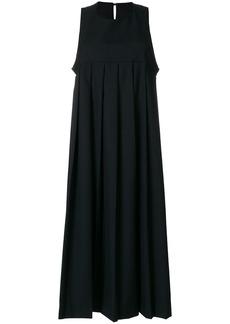 Comme Des Garçons Noir Kei Ninomiya pleated dress - Black