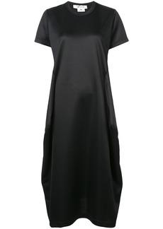 Comme Des Garçons parachute-style dress - Black