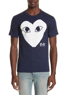Comme des Garçons PLAY Big Heart T-Shirt