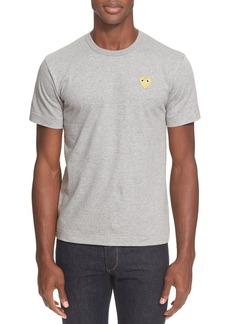 Comme des Garçons PLAY Crewneck T-Shirt