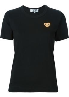 Comme des Garçons 'Gold Heart' T-shirt