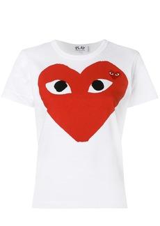 Comme des Garçons heart eyes T-shirt
