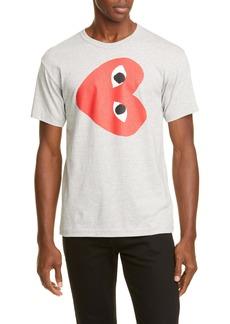 Comme des Garçons PLAY Heart Logo T-Shirt