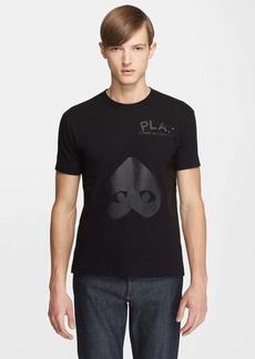 Comme des Garçons PLAY Inverted Heart Print T-Shirt