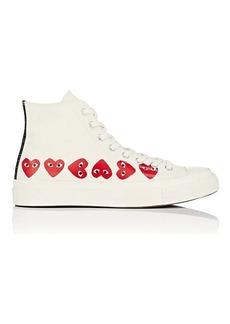 Comme des Garçons PLAY Women's Women's Chuck Taylor 1970s Sneakers