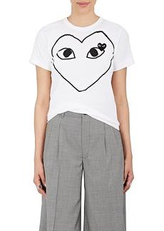Comme des Garçons PLAY Women's Playful Heart T-Shirt