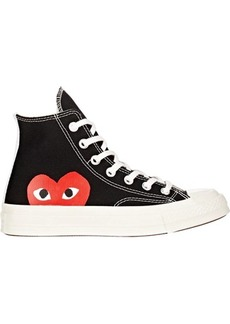 Comme des Garçons PLAY Women's Women's Chuck Taylor 1970s High-Top Sneakers