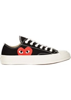Comme des Garçons PLAY Women's Women's Chuck Taylor 1970s Low-Top Sneakers