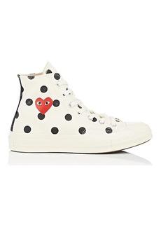 Comme des Garçons PLAY Women's Chuck Taylor '70s Canvas Sneakers
