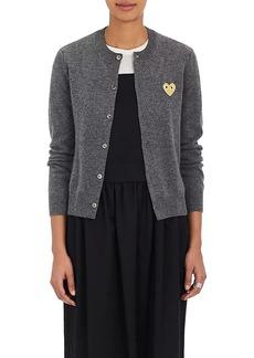 Comme des Garçons PLAY Women's Wool Cardigan Sweater