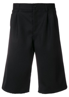 Comme Des Garçons Shirt bermuda shorts - Black