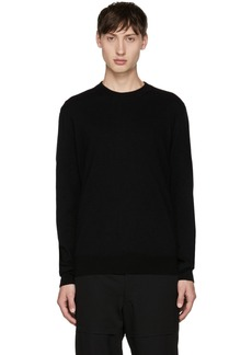 Comme des Garçons Shirt Black Fully Fashioned Sweater