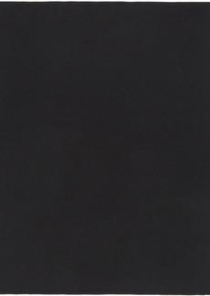 Comme des Garçons Shirt Black Knit Gauge Scarf
