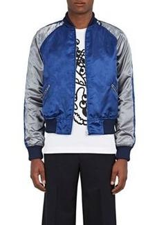 Comme des Garçons SHIRT BOY Men's Logo Bomber Jacket