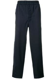 Comme Des Garçons Shirt Boys relaxed trousers - Blue