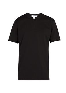 Comme des Garçons Shirt Short sleeve cotton-jersey T-shirt