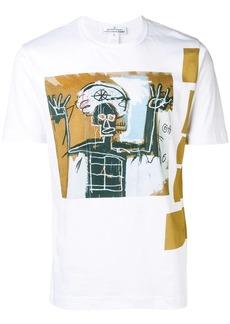 Comme des Garçons x Jean-Michel Basquiat print T-shirt